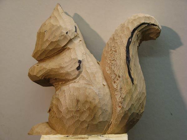 apprendre a sculpter le bois les sculptures distordues de paul kaptein with apprendre a. Black Bedroom Furniture Sets. Home Design Ideas