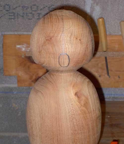 Tutoriel de sculpture sur bois et r alisation d 39 une lampe morderne par un - Quel bois pour sculpter ...