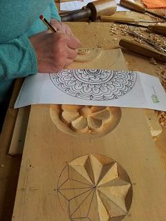 apprendre sculpture bois