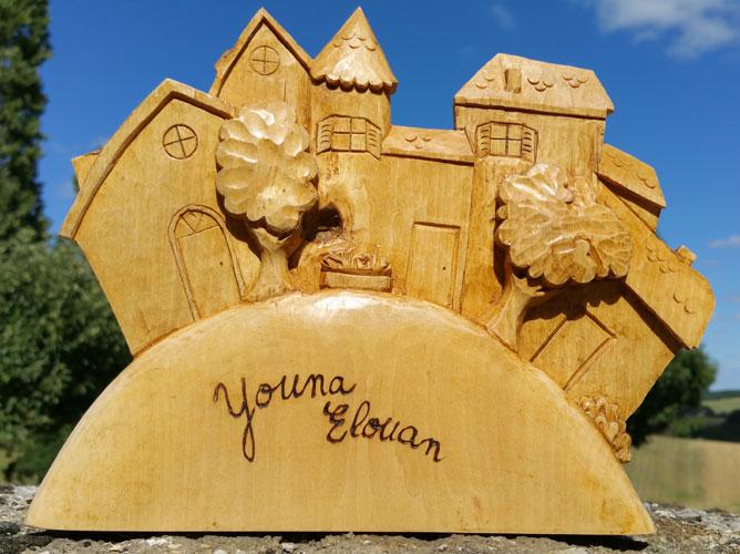 Attrayant Video De Sculpture Sur Bois #14: ... Exemple De Réalisation De Sculpture Sur Bois