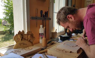 cours de sculpture sur bois toulouse