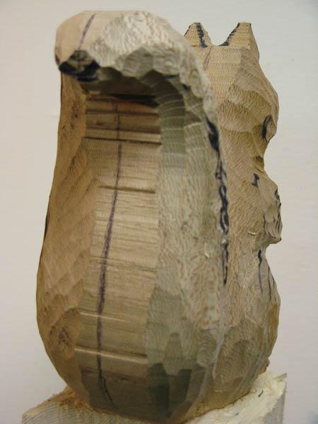 Cours de sculpture sur bois pour apprendre avec fabienne h t - Gouge sculpture bois ...