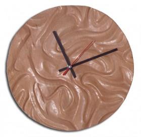 image de Horloge effet drapé