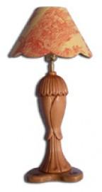 image de Lampe inspiration art nouveau