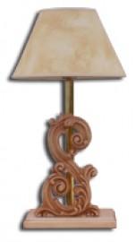 image de Lampe volute