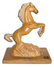 image de Le cheval palomino