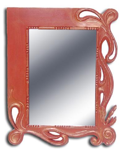 image de Miroir art nouveau