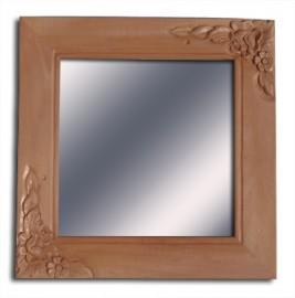 image de Miroir cadre orné de sculpture